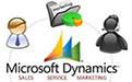 微软Dynamics CRM产品图片